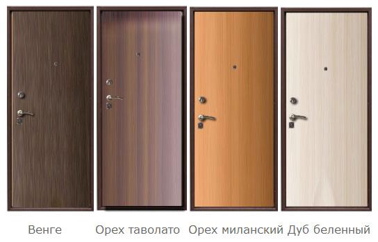 дверь металлическая 70 на 2000